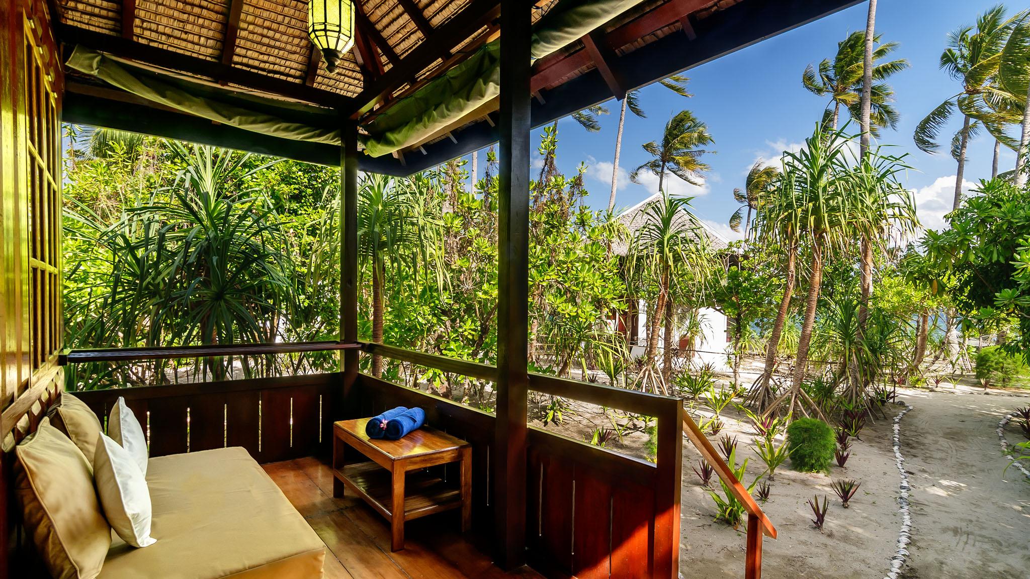 Good Palm Bungalow Part - 3: Palm Bungalows. Wakatobi.